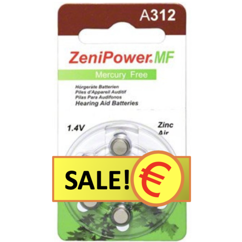 ZeniPower ZeniPower A312 - 20 pakjes