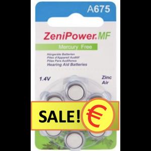 ZeniPower ZeniPower A675 - 10 Päckchen