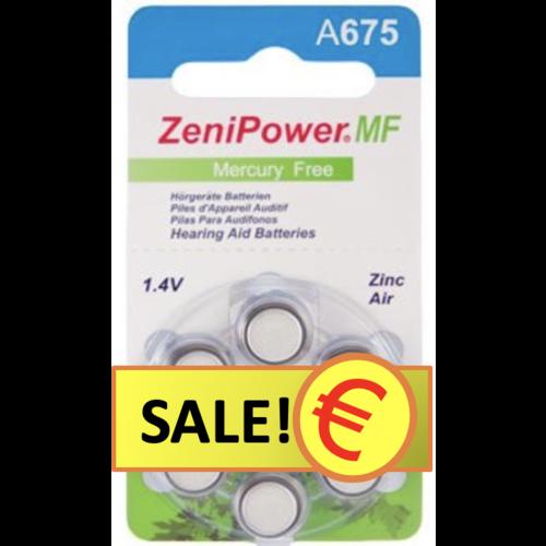 ZeniPower ZeniPower A675 – 10 packs