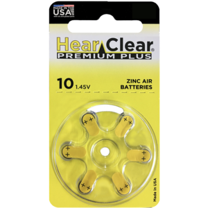HearClear HearClear 10 Premium Plus - 10 Päckchen