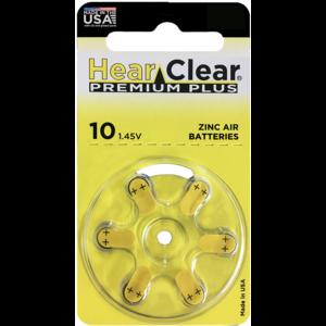HearClear HearClear 10 Premium Plus - 10 pakjes