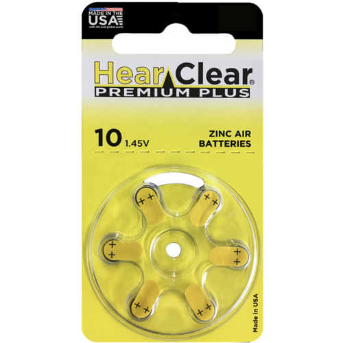 HearClear HearClear 10 Premium Plus – 20 packs