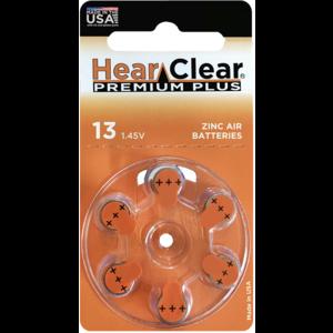 HearClear HearClear 13 Premium Plus - 20 pakjes