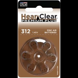 HearClear HearClear 312 Premium Plus - 20 pakjes