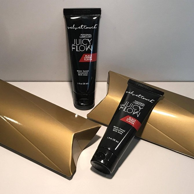 Gondola Box Gold - Cadeauverpakking voor een tube Juicy Flow