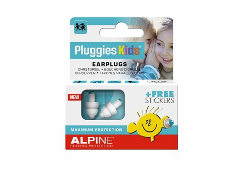 Alpine Alpine Pluggies Kids