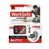 Alpine Alpine WorkSafe ear plugs