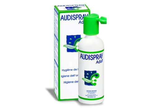 Audispray Audispray Adult – Ear spray earwax cleaner