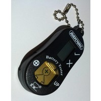 Rayovac battery tester key chain