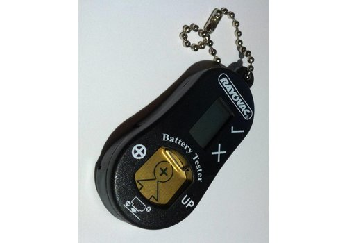 Rayovac Rayovac Batterijtester sleutelhanger