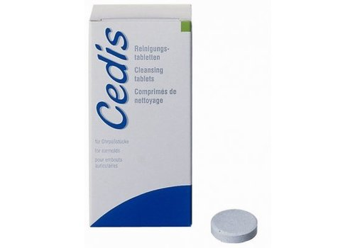 Cedis Cedis Cleaning Tablets (box of 20)