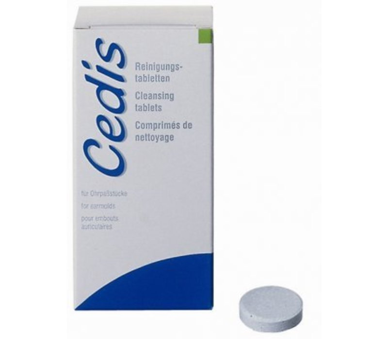 Cedis Cleaning Tablets (box of 20)