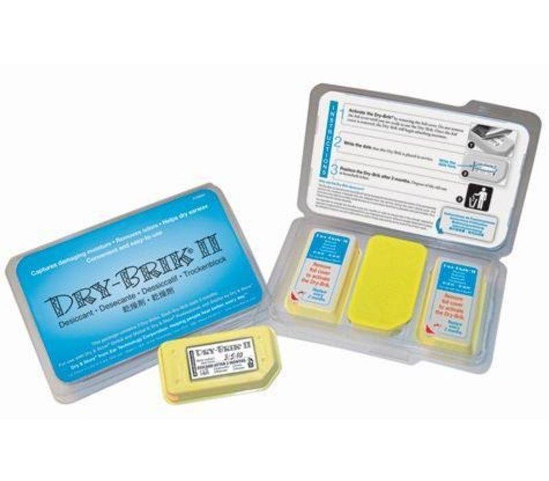 Dry-Brik II - Droogtabletten 3-Pack