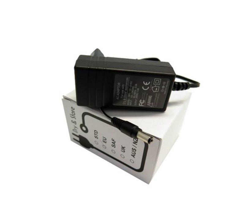 Adapter-EU voor Dry and Store Zephyr of Global II
