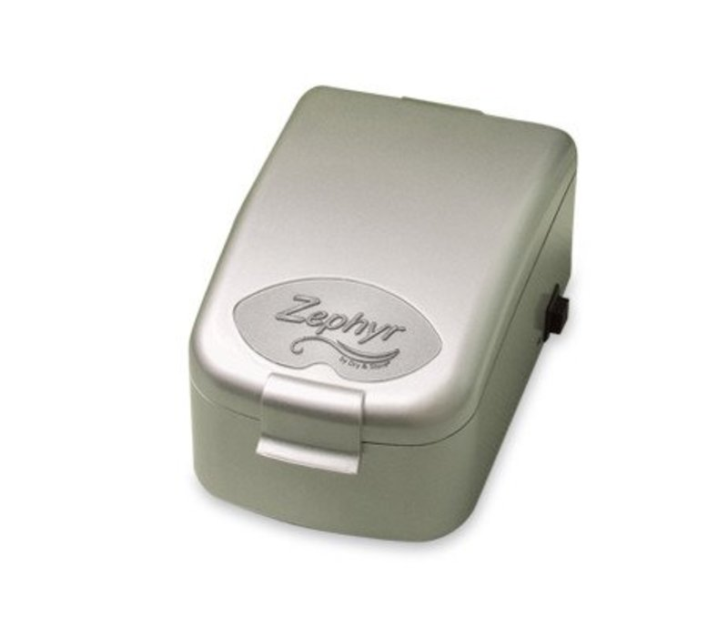 Dry and Store Zephyr dryer-cleaner