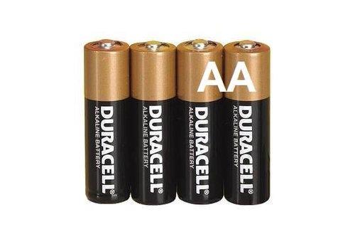 Duracell Duracell Alkaline AA Penlite LR6 - 1 pakje (4 batterijen)