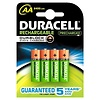 Duracell Duracell AA 2400mAh rechargeable (HR6) - 1 collis (4 piles)