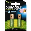 Duracell Duracell AA 2500mAh rechargeable (HR6) - 1 collis (2 piles)