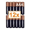 Duracell Duracell Alkaline AAA Micro (LR3) - 1 pack (12 batteries)