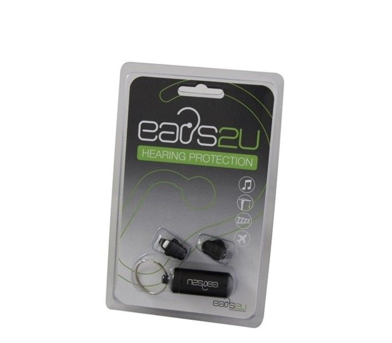 Ears2U hearing protection ear plugs