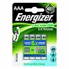 Energizer Energizer Recharge Extreme AAA 800mAh (HR03) - 1 pack (4 batteries)