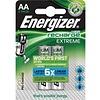 Energizer Energizer Recharge Extreme AA 2300mAh (HR6) - 1 collis (2 piles)