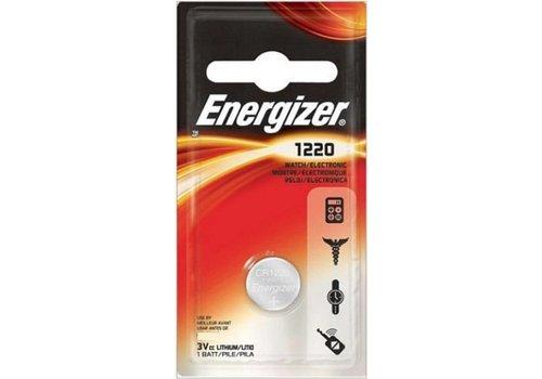 Energizer Energizer Pile bouton Lithium CR1220 3V Blister 1 - 1 collis