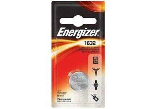 Energizer Energizer Lithium CR1632 3V knoopcel Blister 1 - 1 pakje