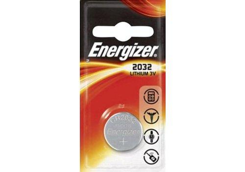 Energizer Energizer Lithium CR2032 3V knoopcel Blister 1 - 1 pakje
