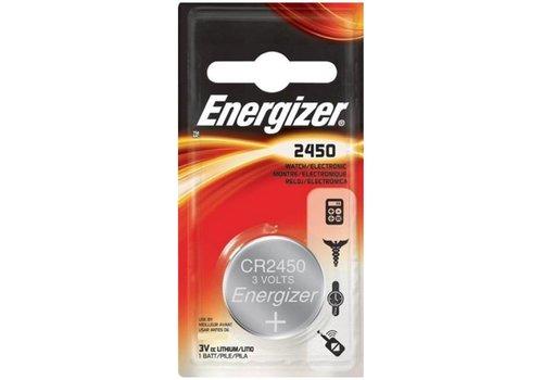 Energizer Energizer Lithium CR2450 3V knoopcel Blister 1 - 1 pakje