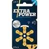 Extra Power (Budget) Extra Power 10 (PR70) - 1 pakje (6 batterijen) **SUPER AANBIEDING**