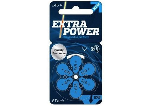 Extra Power (Budget) Extra Power 675 - 20 pakjes **SUPER AANBIEDING**