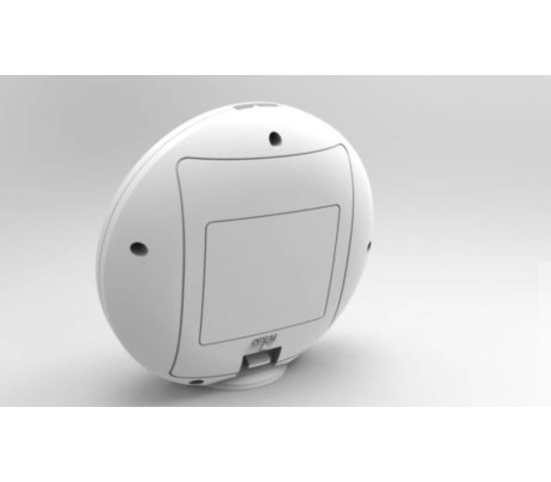 Geemarc Wake n Shake Voyager travel alarm with flash and vibrator