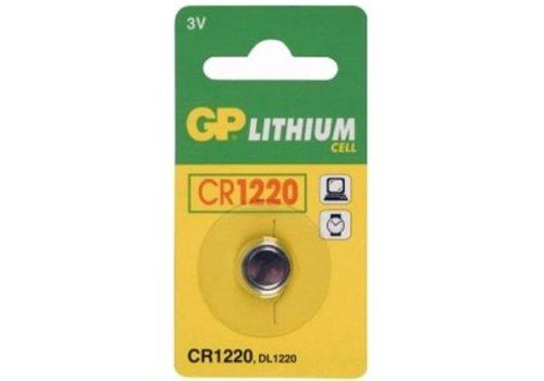 GP GP Lithium CR1220 3V Blister 1