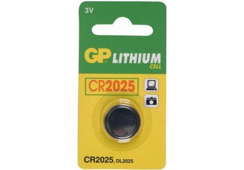 GP GP Lithium CR2025 3V Blister 1