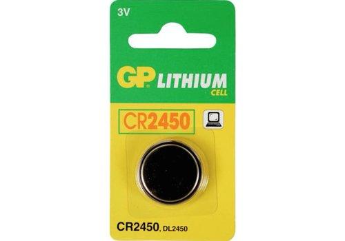 GP GP Lithium CR2450 3V Blister 1