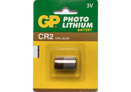 GP GP Photo Lithium CR2 3V (DLCR2) Blister 1