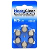 HearClear HearClear 675 (PR44) Premium Plus – 1 blister (6 batteries)