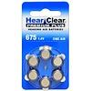HearClear HearClear 675 (PR44) Premium Plus – 20 blisters (120 batteries)