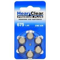 HearClear 675 (PR44) Premium Plus - 20 pakjes (120 batterijen)
