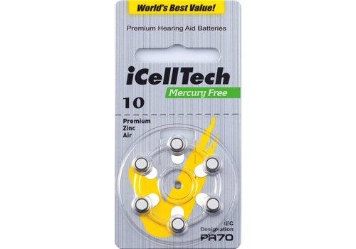 iCellTech iCellTech 10DS Platinum - 10 colis