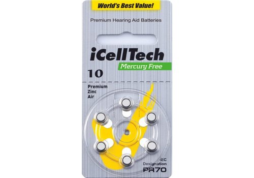 iCellTech iCellTech 10DS Platinum - 20 pakjes