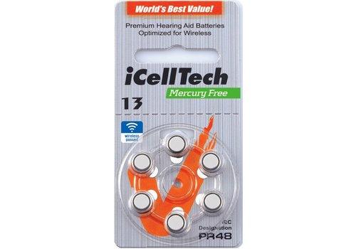 iCellTech iCellTech 13DS Platinum - 10 colis