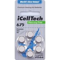 iCellTech 675DS (PR44) Platinum - 10 colis (60 piles)