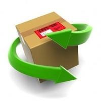 Rapide: Envoyée en COLIS-track-trace (au lieu de courrier)
