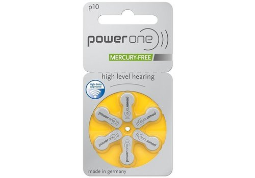 PowerOne PowerOne p10 - 50 pakjes