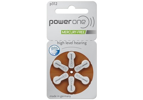 PowerOne PowerOne p312 - 10 pakjes
