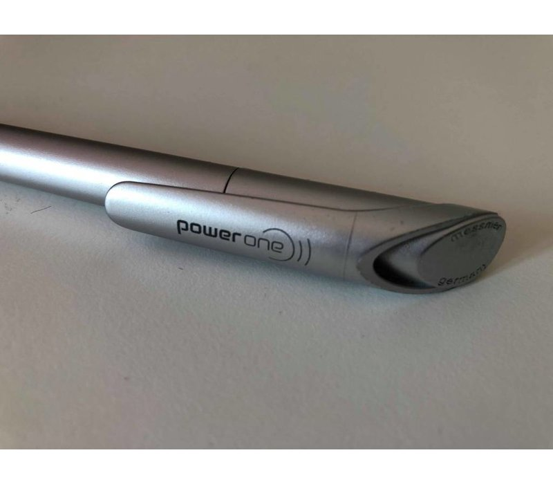 PowerOne Luxe ballpoint pen (this is not a magnetic pen)
