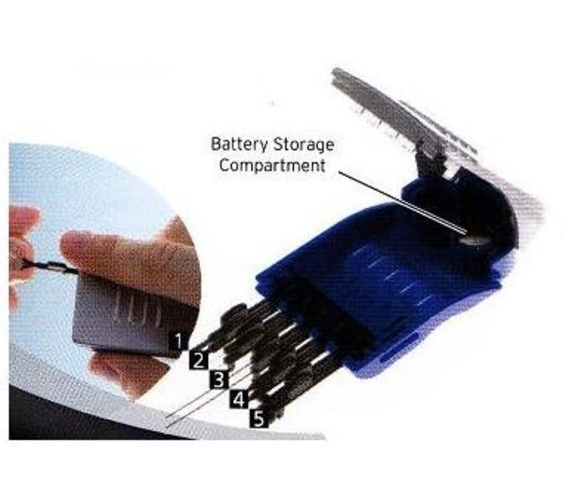 Rayovac 5-in-1 Cleaning Tool