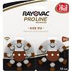 Rayovac Rayovac 312 (PR41) ProLine Advanced Premium Performance (14 pack)- 5 colis double (70 piles) **60+10 GRATUIT**